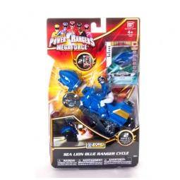 Купить Мотоцикл игрушечный с фигуркой Power Rangers «Самурай»