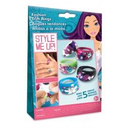 Купить Кольца для девочек Style Me Up! 401