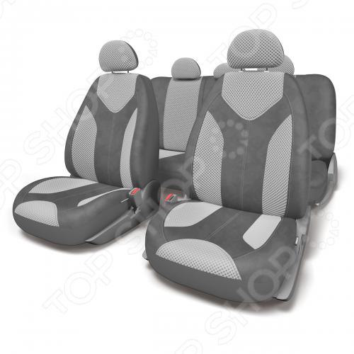 Набор чехлов для сидений Autoprofi MTX-1105 Matrix