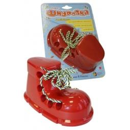 Купить Игра развивающая для малыша Игрушкин «Шнуровка. Ботинок»