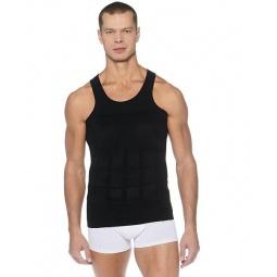фото Майка корректирующая Burlesco O65. Цвет: черный. Размер одежды: S-M (46-48)