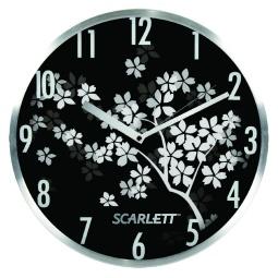 фото Часы настенные Scarlett SC-33 D