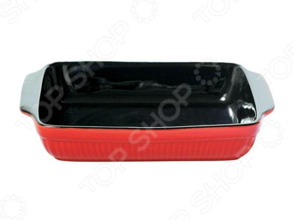 Форма для выпечки керамическая Frybest Coral REB 36 станет отличным дополнением к вашему набору аксессуаров и принадлежностей для кухни. Модель выполнена из износостойкой жаропрочной керамики и снабжена двумя ручками. Форма многофункциональна и практична в использовании, подходит для выпекания пирогов, коржей для тортов, чизкейков, тартов, запеканок и т.д. Также ее можно использовать для запекания мяса, рыбы и овощей. Форму можно мыть в посудомоечной машине.
