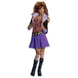 Купить Костюм карнавальный для девочки Rubie's «Клодин Вульф»