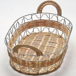 Купить Хлебница плетёная Mayer&Boch MB-22334