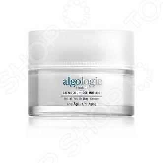Дневной крем для молодой кожи Algologie 24120N антивозрастной уход algologie клеточный дневной крем объем 50 мл