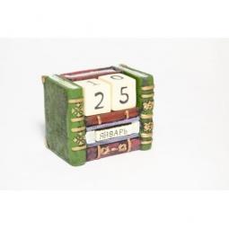 фото Календарь настольный Феникс-Презент «Книги»