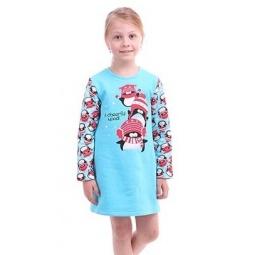 фото Сорочка ночная детская Свитанак 327556. Рост: 110 см. Размер: 30