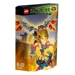 фото Фигурка сборная LEGO «Тотемное животное Огня: Икир»