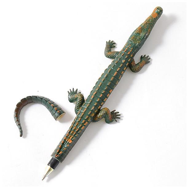 фото Ручка шариковая 31 ВЕК «Крокодил»