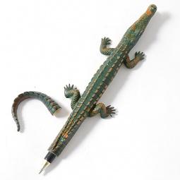 Купить Ручка шариковая 31 ВЕК «Крокодил»