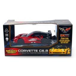 фото Машина на радиоуправлении GK Racer Series Chevrolet corvette