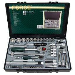 Купить Набор с торцевыми головками и битами Force F-4611