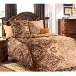 фото Комплект постельного белья Белиссимо «Агра». 1,5-спальный