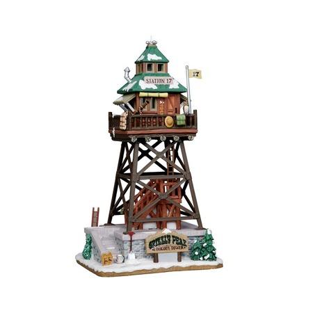 Купить Домик керамический Lemax «Смотровая башня»