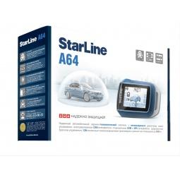 фото Автосигнализация Starline A64 Dialog