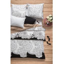 фото Комплект постельного белья Сова и Жаворонок Premium «Нероли». 2-спальный