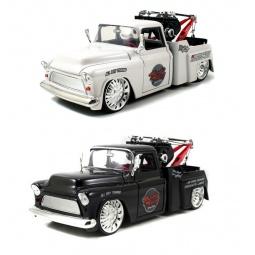 фото Модель автомобиля Jada Toys 1955 Chevy Step side Tow truck. В ассортименте