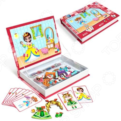 Набор игровой на магнитах 1 Toy «Стиль»