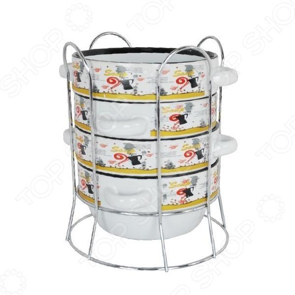 Набор супниц Loraine LR-21286Суповые тарелки<br>Набор супниц Loraine LR-21286 - стильный и качественный набор, который станет отличным подарком для настоящих кулинаров. Каждой хозяйке известно, что посуда должна быть не только красивая, но и функциональная. Набор выполнен из качественной керамики - материала экологически чистого, а значит абсолютно безопасного. В керамической посуде блюда сохраняют свои вкусовые качества, кроме того она обладает термической и химической прочностью. Благодаря оригинальному дизайну, такие супницы отлично подойдут как для ежедневного использования, так и для праздничной сервировки стола. Супницу можно мыть как в ручную, так и в посудомоечной машине.<br>
