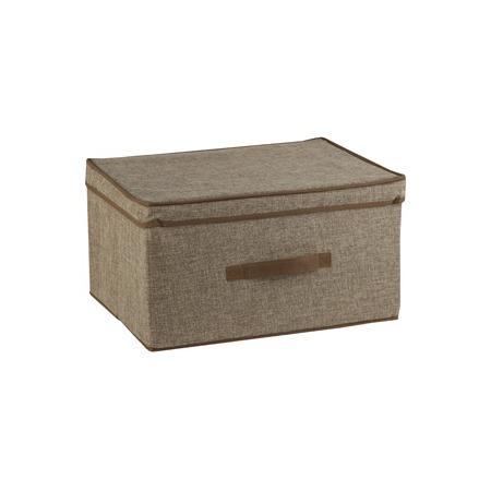 Купить Короб с крышкой White Fox WHHH10-376 Linen