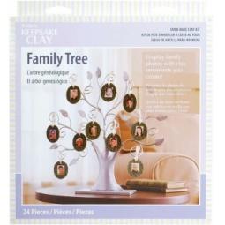 Купить Набор для изготовления фамильного дерева Polyform Products Company PP-K34084