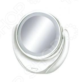 Зеркало косметическое Marta MT-2653 Зеркало косметическое Marta MT-2653 /Белый