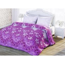 фото Комплект постельного белья Комфорт «Сиреневый сад». 2-спальный