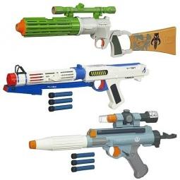 фото Оружие игрушечное Hasbro Бластер электронный. В ассортименте