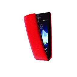 фото Чехол LaZarr Protective Case для Sony Xperia Ion (IT28i). Цвет: красный