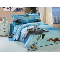 Купить Комплект постельного белья Softline 09459. Евро