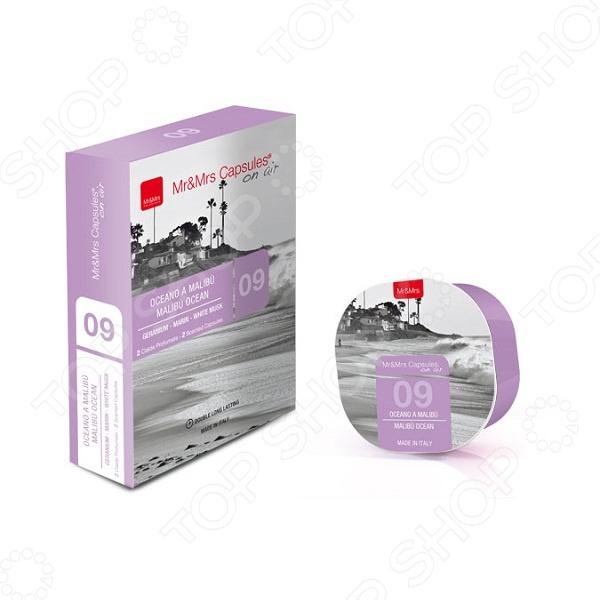 фото Арома капсулы для диффузора Mr&Mrs Fragrance Malibu Ocean, Ароматизаторы воздуха