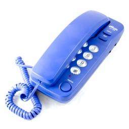 фото Телефон Ritmix RT-100. Цвет: синий