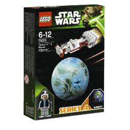 фото Конструктор LEGO Корабль Tantive IV и планета Алдераан