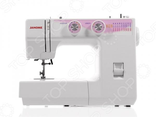 Машинка швейная Janome JN1108 цена