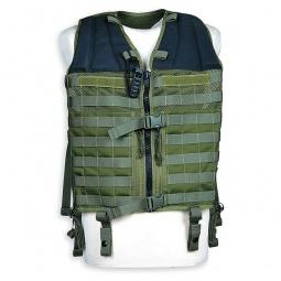 фото Жилет разгрузочный Tasmanian Tiger Vest Base. Цвет: зеленый