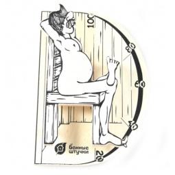 Купить Термометр для бани и сауны Банные штучки «В здоровом теле-здоровый дух»