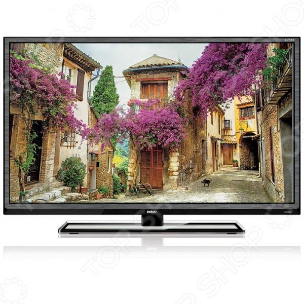 Телевизор BBK 32LEM-1007/T2CЖК-телевизоры и панели<br>Телевизор BBK 32LEM-1007 T2C подойдет для просмотра любимых телепрограмм и фильмов. Кроме того, встроенный медиаплеер позволяет воспроизводить поддерживаемые файлы с USB-накопителей. Телевизоры со светодиодной подсветкой LED отличаются улучшенной цветопередачей сочные реалистичные цвета и пониженным энергопотреблением. Поддерживается стандарт цифрового телевидения DVB-T, DVB-T2 и DVB-C. Изящный дизайн модели из линейки телевизоров Lima.<br>
