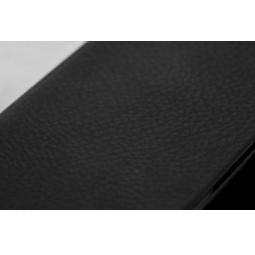 фото Чехол для Galaxy S III Nova Flip-Top кожаный. Цвет: черный