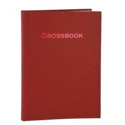 фото Записная книжка Erich Krause Grossbook. Формат: A5. Цвет: красный