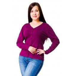 фото Жакет Mondigo XL 9130. Цвет: лиловый. Размер одежды: 50