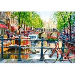 Купить Пазл 1000 элементов Castorland «Амстердам»