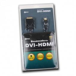 фото Видеокабель Kreolz DVI-HDMI