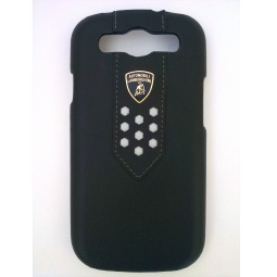 фото Чехол Lambordghini Cover Superleggera D2 для Samsung S3 I9300. Цвет: белый