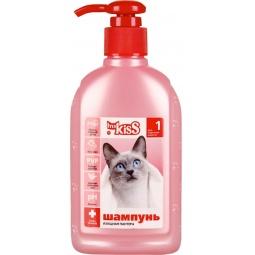 фото Шампунь для кошек Ms.Kiss «Изящная пантера»