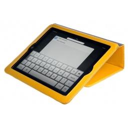 фото Чехол для iPad2/ iPad3 Yoobao Executive Leather Case. Цвет: желтый