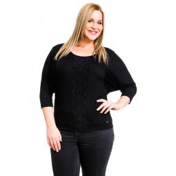 фото Кофта Mondigo XL 8512. Цвет: черный. Размер одежды: 52