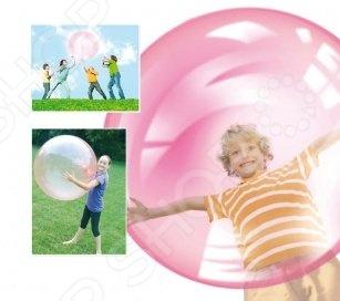 Мяч надувной Bradex Wubble Bubble Ball. Уцененный товар