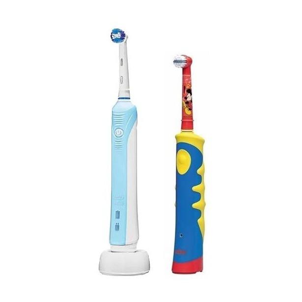 Зубная щетка электрическая орал би купить в саратове