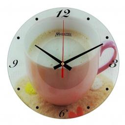 фото Часы настенные Marmiton «Кофе с молоком»